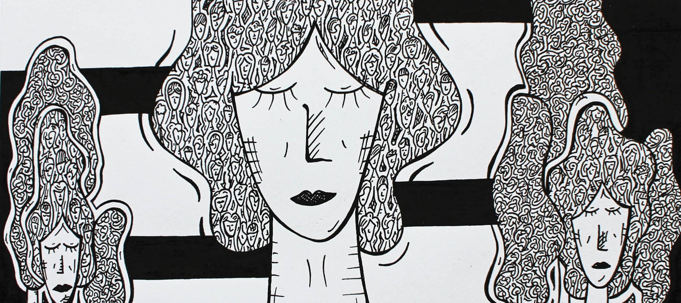 Der Kunstbrief -  editiert von Flora Jörgens und Silke Vogten